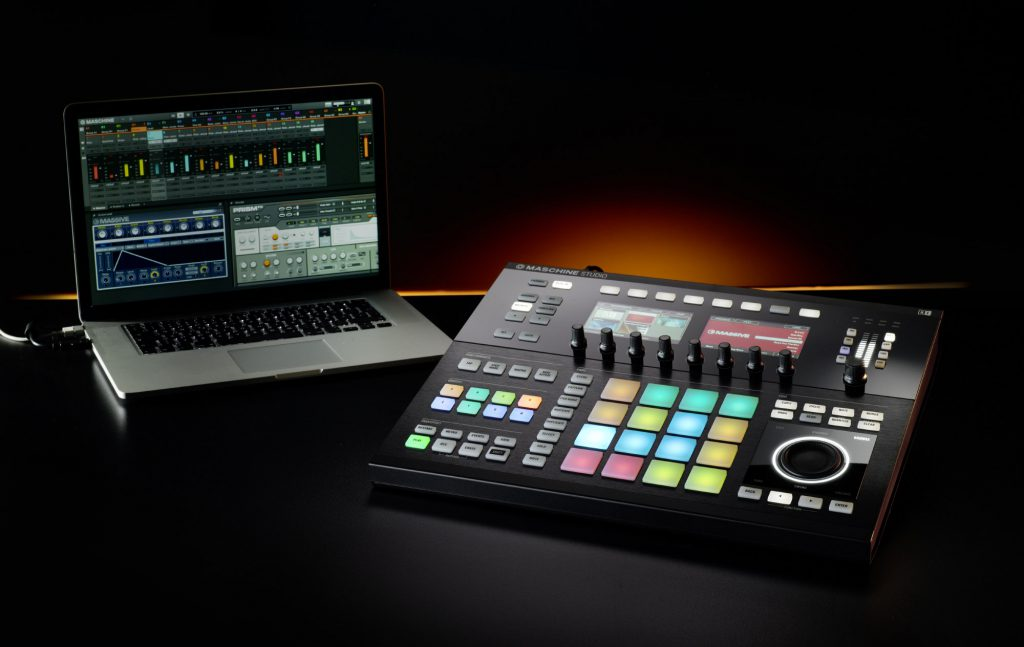 NI_Maschine_Studio_Laptop