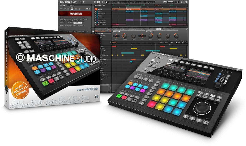 NI_Maschine_Studio_Composition
